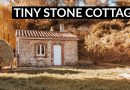 Tiny Airbnb Stone Cottage | Touring the Old Smitty of Chateau La VillaTade