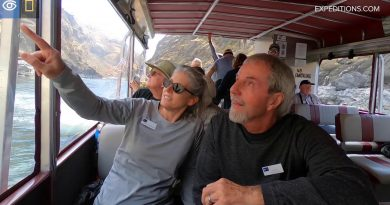 Jet Boat Ride in Hells Canyon | Pacific Northwest | Lindblad Expeditions-National Geographic