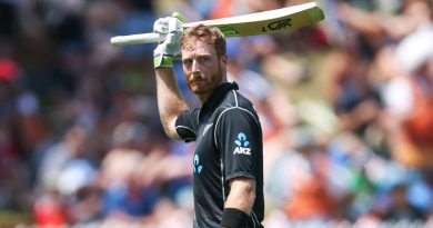 'We felt extremely safe, excited to play here' Guptill opined on Sept. 13
