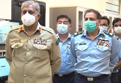 Army chief lauds PAF's role in facilitating Afghan evacuation