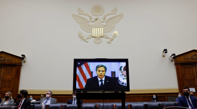Blinken to Face Further Scrutiny Over US Withdrawal from Afghanistan