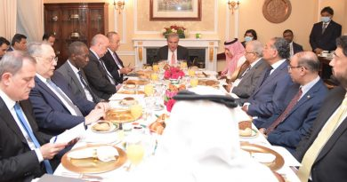 Ministers of Foreign Affairs of the OIC Contact Group