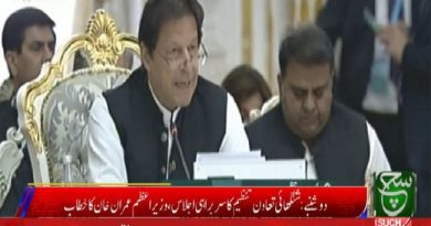 PM Imran Khan urges world to recognise reality in Afghanistan at SCO summit